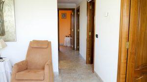 First Floor Hallway to bedrooms