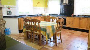 Ground Floor Kitchen - 24m²