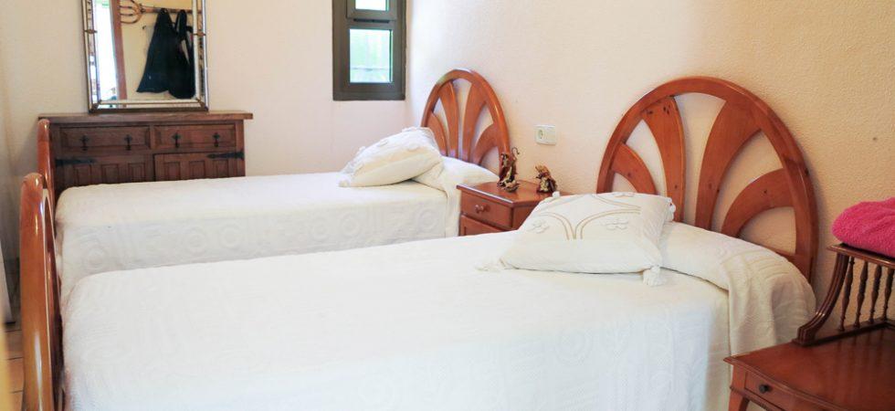 Ground Floor Bedroom 5 - 10m²