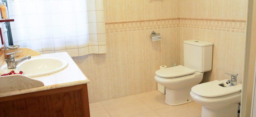 Ground Floor Bathroom - 8m²