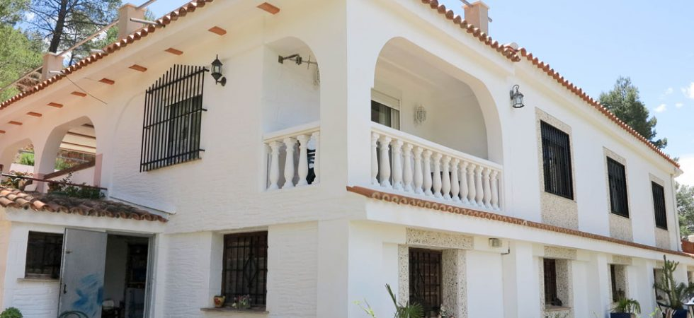 Country villas for sale Valencia