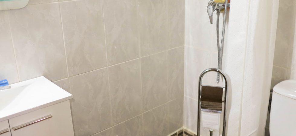 Wet room - 3m²