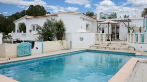 Large villa for sale Turis Valencia – 018746