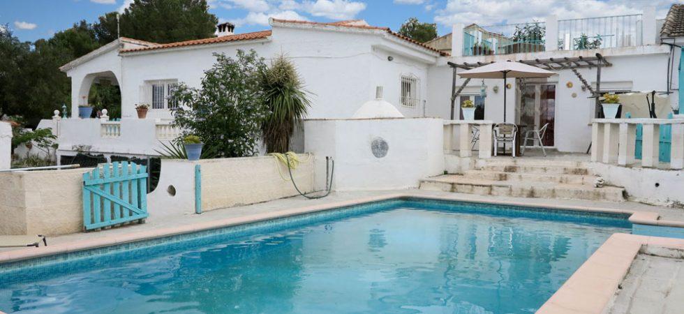 Large villa for sale Turis Valencia – 018746