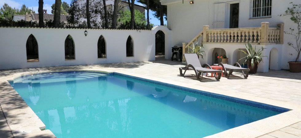 Immaculate villa for sale Turis Valencia – Ref: 018747