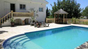 9m x 4m swimming pool
