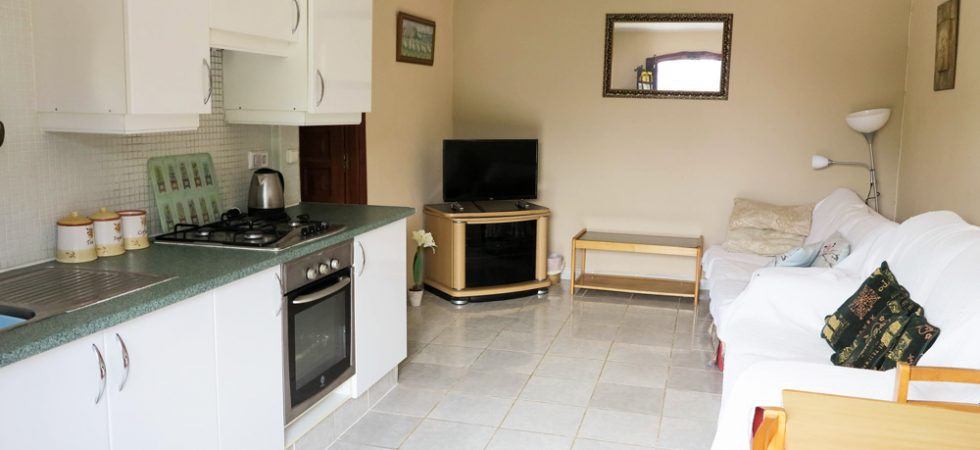 Ground Floor Lounge/kitchen - 20m²