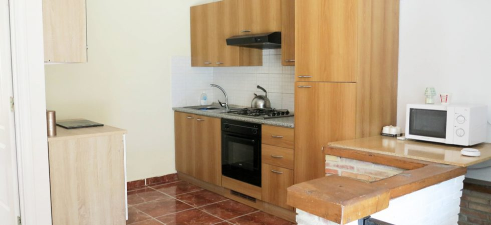 Apartment Kitchen - 8m²