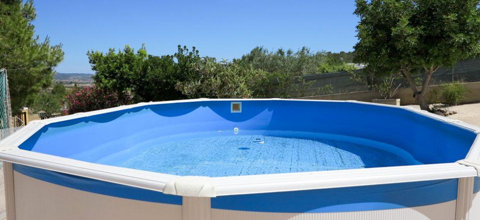 6.20m x 3.20m pool