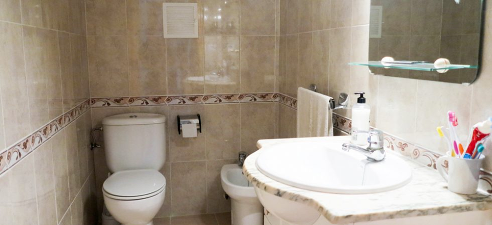 First floor Bathroom - 4m²