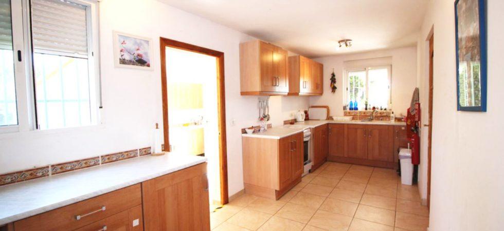 Kitchen - 23m²