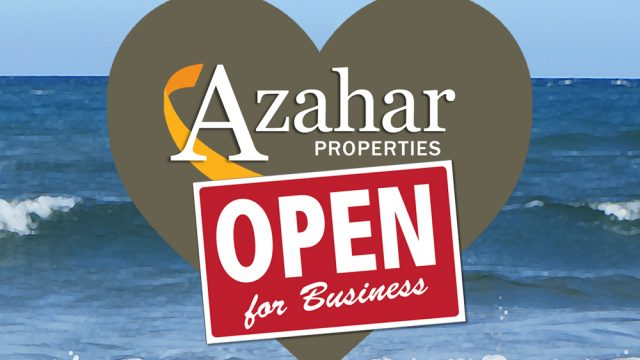 Azahar Properties Open All Hours