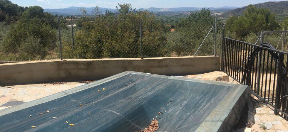 2nd swimming pool (5m x 3m)