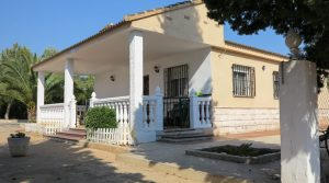 Charming villa for sale Montserrat Valencia – 018758
