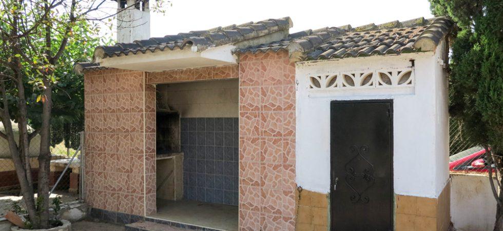 Paella house - 4m²Storeroom - 2m²