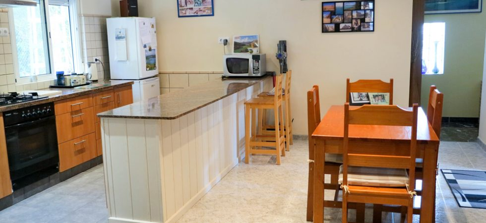 Kitchen/diner - 30m²