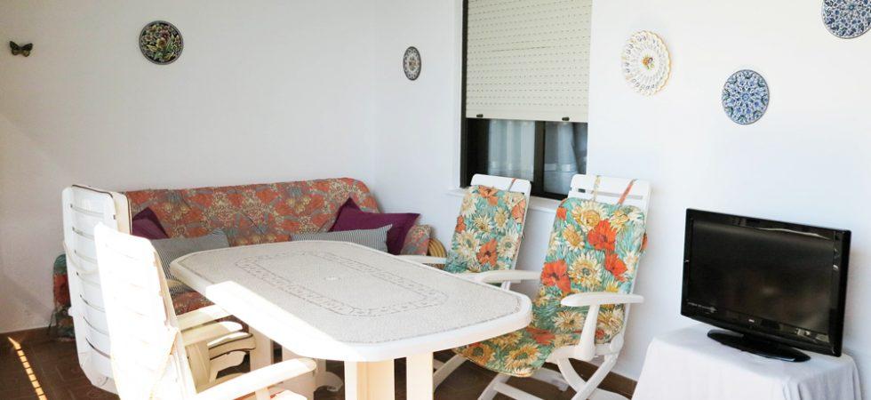Glazed-in terrace - 23m²