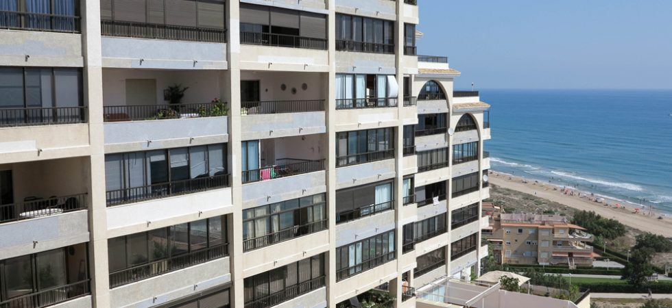Sea view apartment for sale Cullera – Ref: 018760