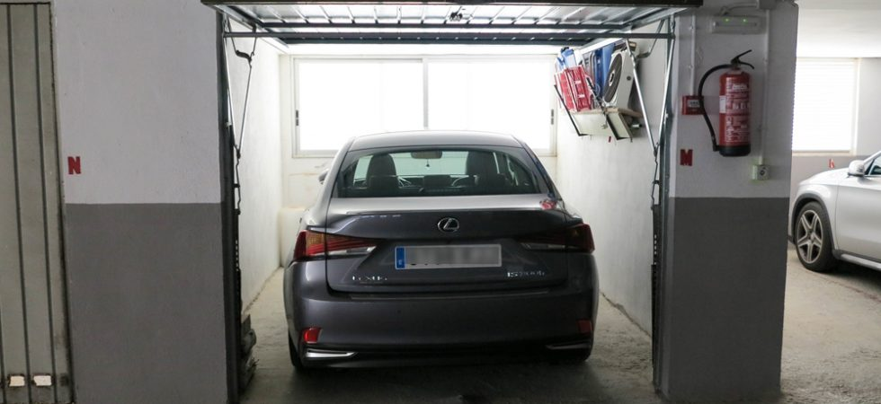 Additional garage space for sale - 15.000 Euros