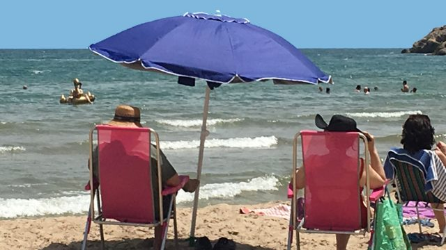 Beaches Rule in Valencia :)