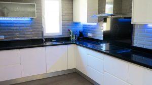 Ground floor Kitchen - 9m²