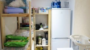 Ground floor Utility & dry storeroom - 5m²