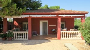 Well presented villa on urbanisation for sale Turis Valencia – 018763