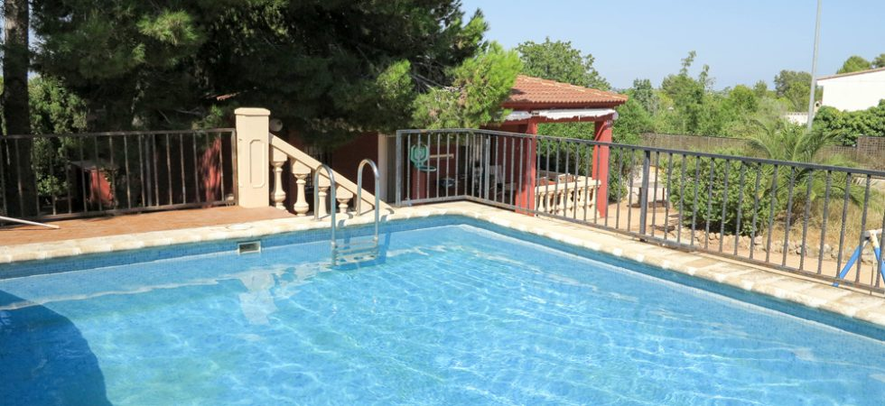 7m x 5m swimming pool