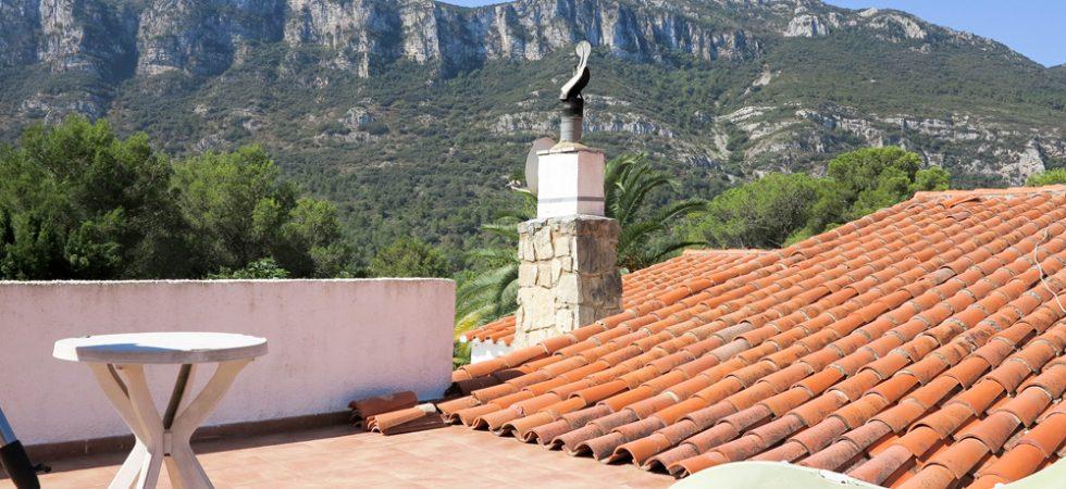 Roof terrace - 29m²