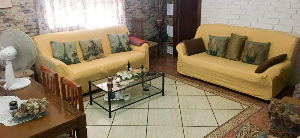 Main Villa Lounge/dining room - 20m²