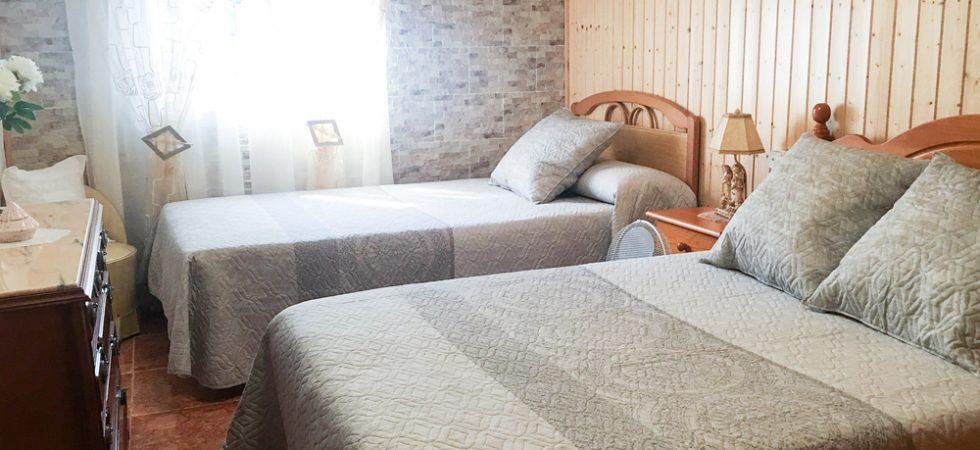 Main Villa Bedroom 1 - 12m²