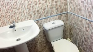 2nd Villa Bathroom - 2m²
