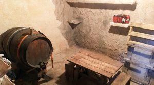 Wine cellar - 10m²