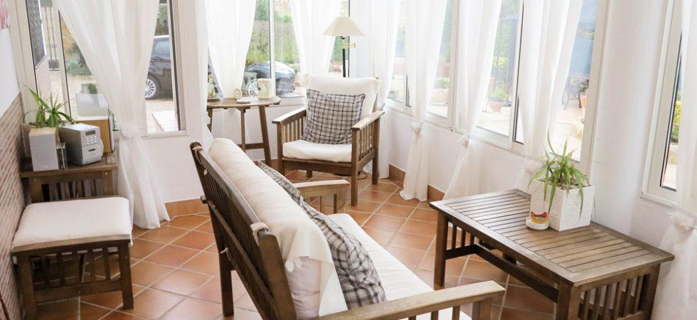 Summer lounge - 17m²