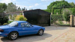 Garage - 25m²