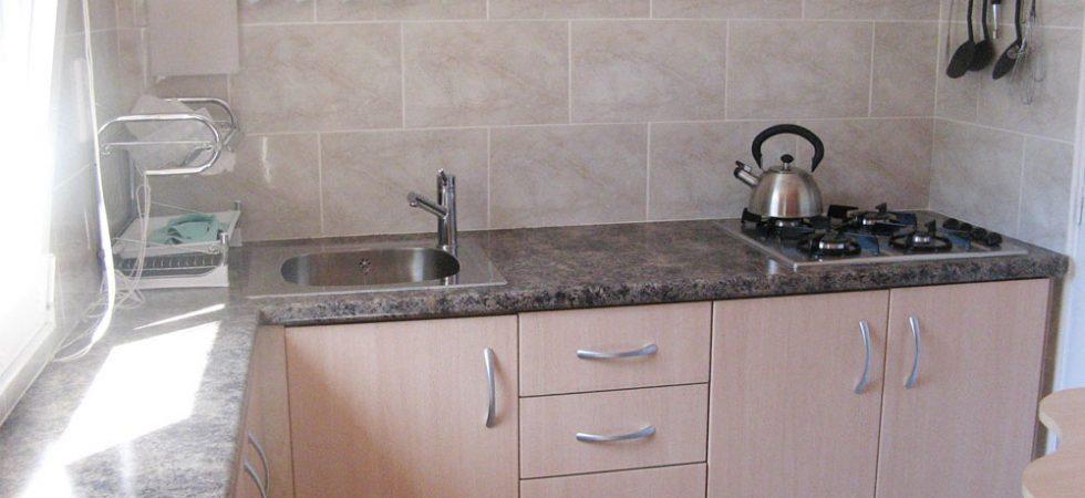 Apartment Kitchen - 5m²
