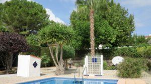 Pool house - 4m²