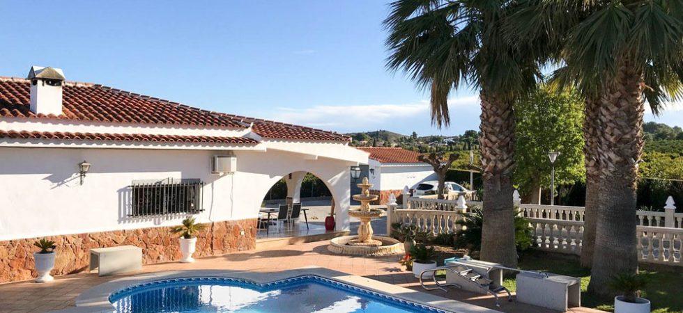 Mediterranean-style villa for sale Lliria Valencia – 018771