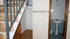 Bathroom & staircase up to first floor