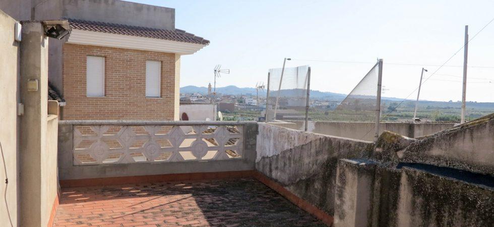 Roof terrace - 37m²