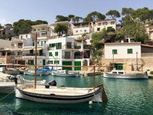 Cala Figuera in Mallorca