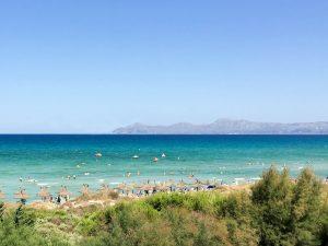 Luxurious beaches