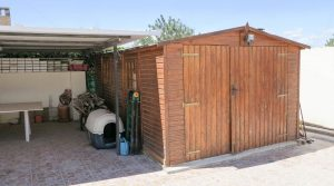 Shed - 15m²