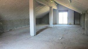 Attic room - 108m²