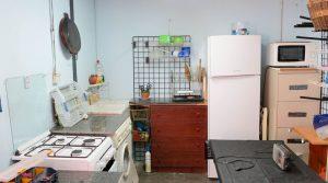 Garage Kitchen - 14m²Garage Bathroom - 4m² (not shown)