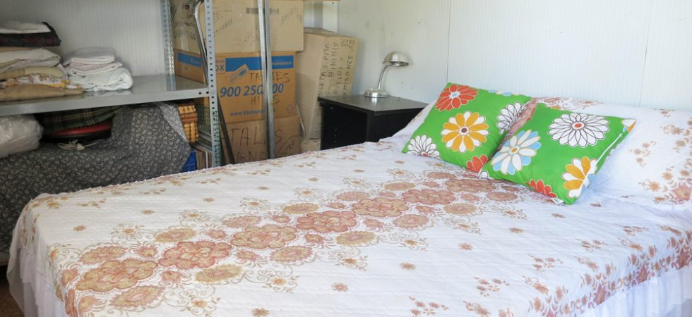 Mobile Home Bedroom - 8m²