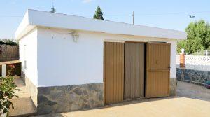 Garage/Outside kitchen - 27m²
