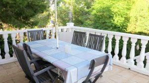 Lounge terrace -  16m²