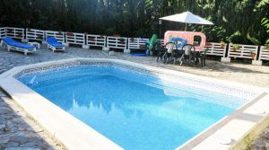 8m x4m swimming pool