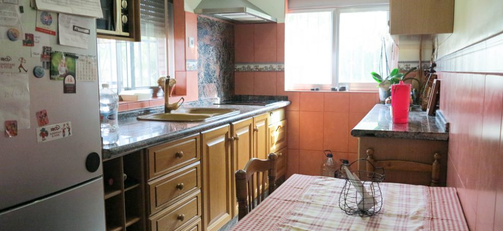 Kitchen - 8m²